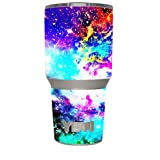 Skin Decal Vinyl Wrap for Yeti 30 oz Rambler Tumbler Skins Stickers Cover/ Galaxy, Solar System