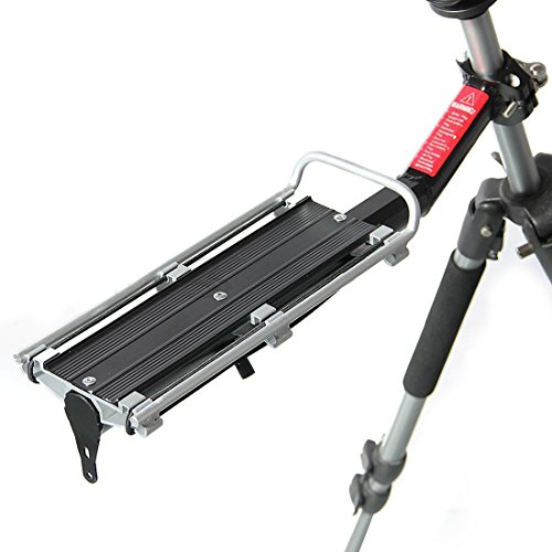 Mountain Bike Mtb Rear Carrier Rack Seat Post Quick Release Bicycle Convenient Cycling