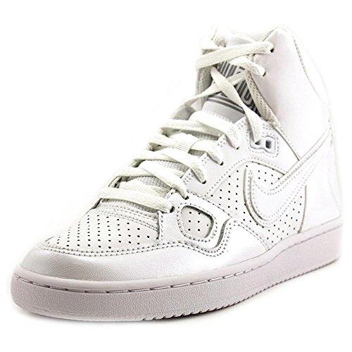 Nike Herren Wmns Son of Force Mid High-Top Weiß