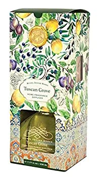 Scented Oil and Reed Diffuser Gift Set, Tuscan Grove