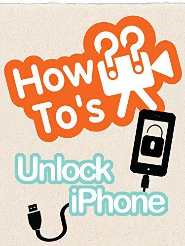 How To's Unlock iPhone (Straight Talk Verizon Phones S5)