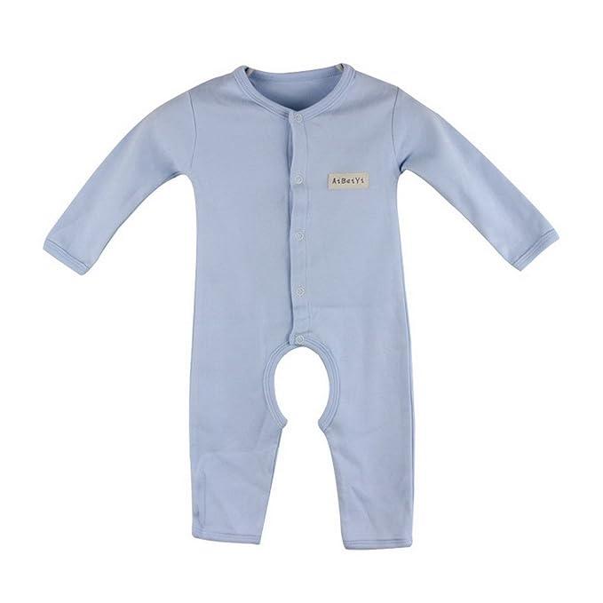 ACME Niñas Niños Infantil fileopen Pelele Mono Body de algodón Ropa Outfit: Amazon.es: Ropa y accesorios