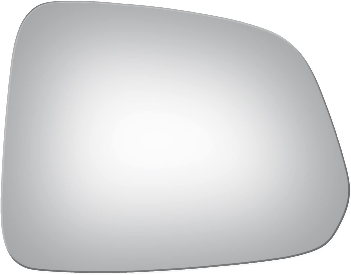 Burco 5288 Convex Passenger Side Replacement Mirror Glass for 08-10 Saturn Vue 2008, 2009, 2010