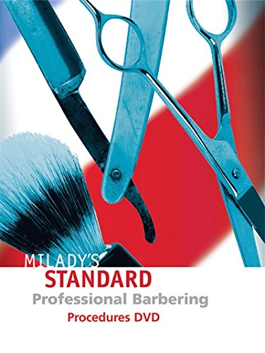 Procedures DVD for Milady's Standard Professional Barbering