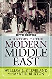 A History of the Modern Middle East, 5th Edition (Paperback)