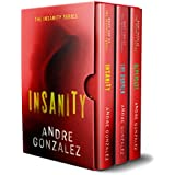 The Insanity Series: Books 1-3 (The Insanity Series Boxset)