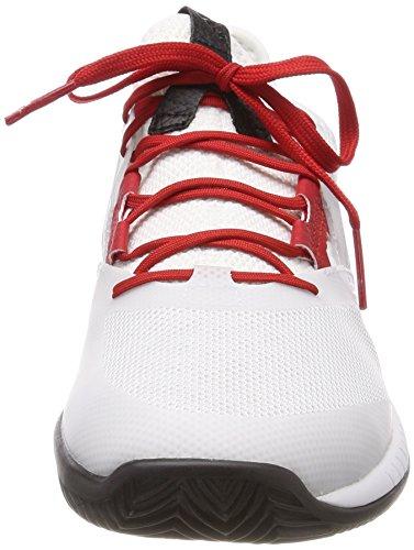 ftwbla Chaussures escarl Defiant negbas Bounce W Blanc Adizero 000 De Adidas Femme Fitness qfgzn