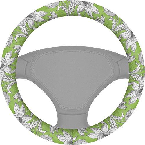 daisies steering wheel cover - 8