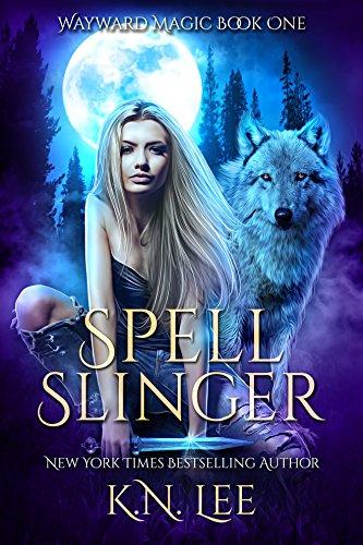 Spell Slinger by K.N. Lee ebook deal