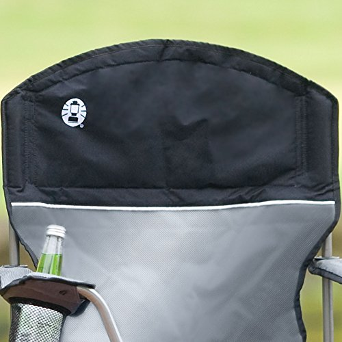 Core Folding Padded Hard Arm Chair With Carry Bag