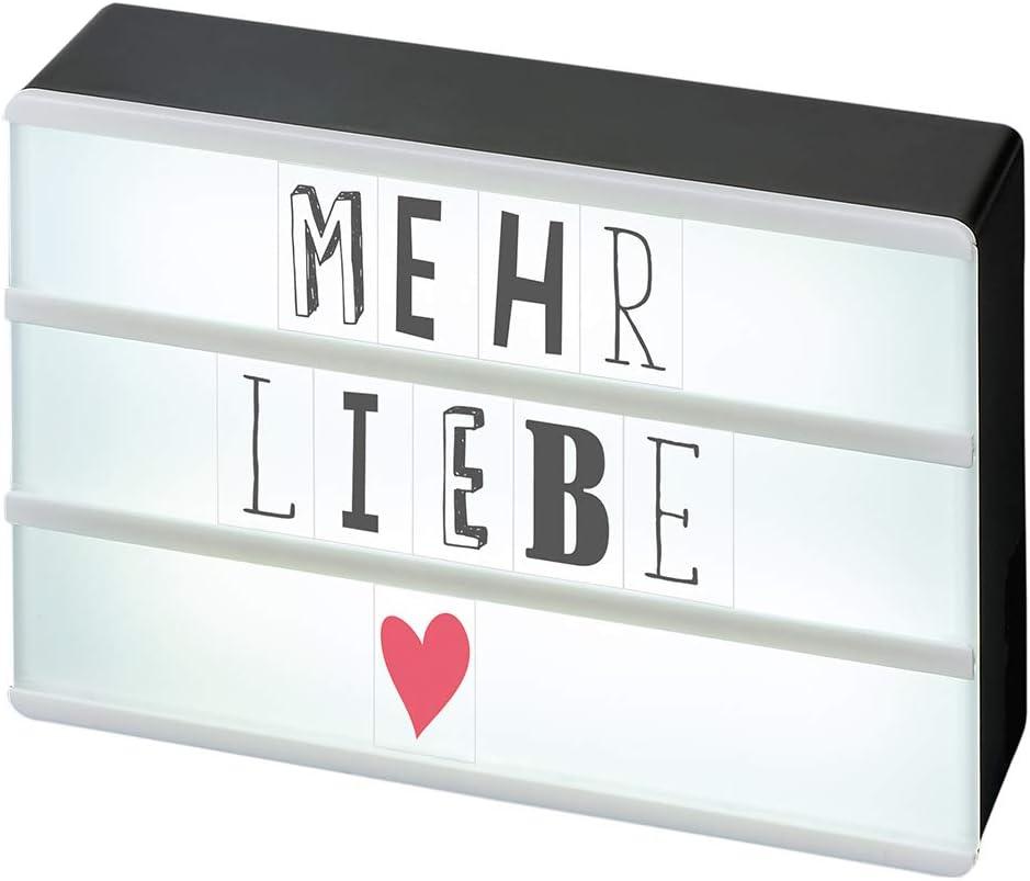 Moses. 63105, Happy Me LED caja de luz con Mini puerto USB, Con ...
