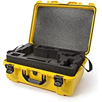 Nanuk Ronin M Waterproof Hard Case with Custom Foam Insert for DJI Ronin M Gimbal Stabilizer System - 940-RON4 Yellow