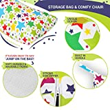 Stuffed Animal Storage Bean Bag - Cover Only