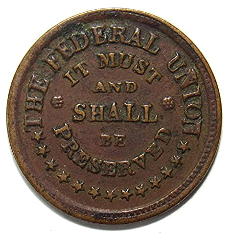 1863 The Federal Union
