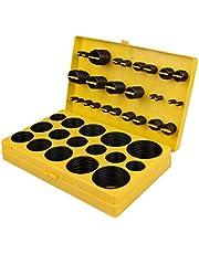 STARVAST 420 Stks/32 Maten Rubber Tap 0-Ring afdichting Pakking Washer Seal Assortiment Set High Grade Rubber O-Ring Kit voor Onderhoud, Loodgieterswerk, Engineers en Talrijke taken