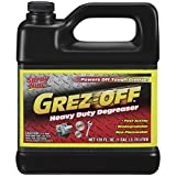 Spray Nine 22701 Grez-Off Heavy Duty Degreaser, 1 Gallon