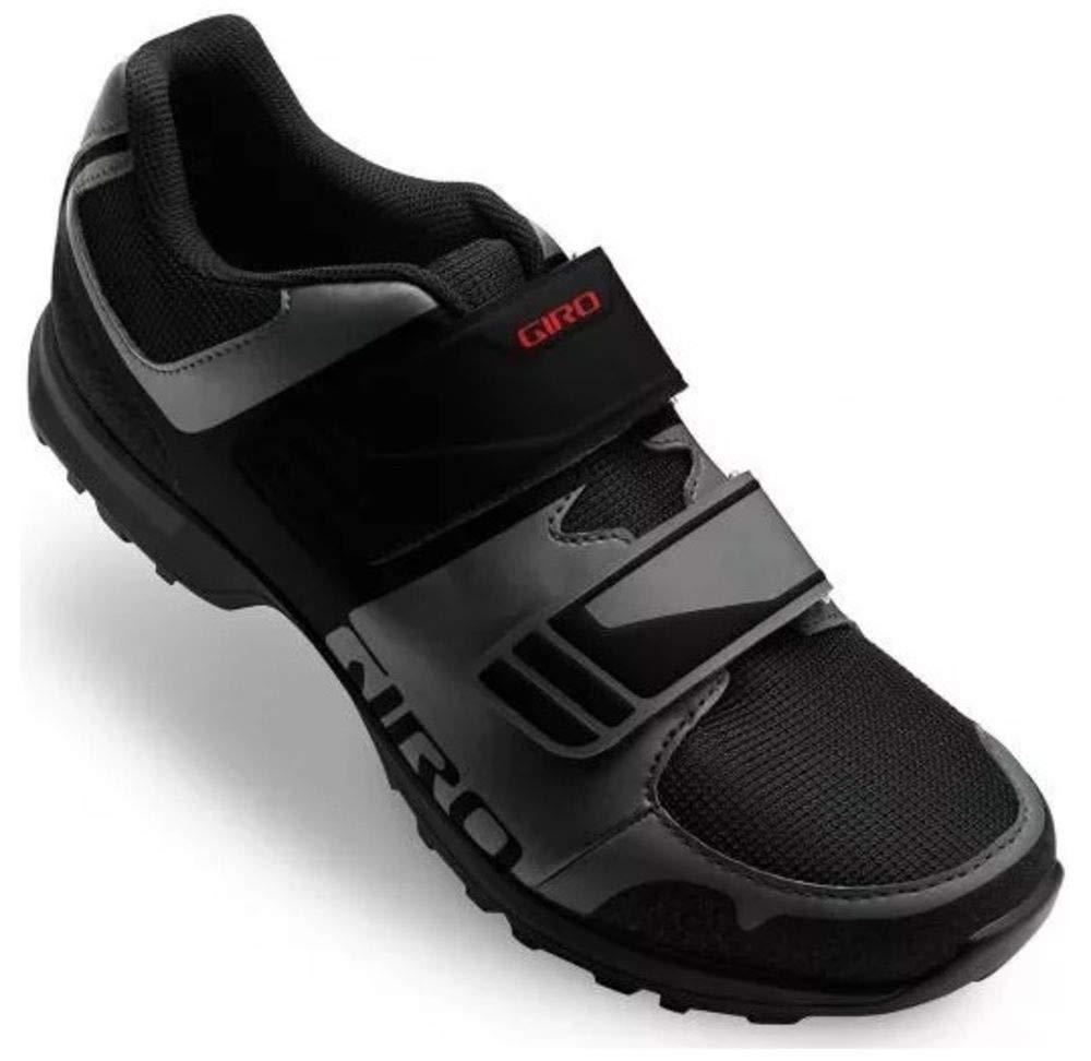 Giro Berm Cycling Shoes - Men's Dark Shadow/Black 41