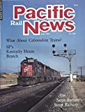 img - for Pacific Rail News : California Cable car on Powell St. Lines; SP's Kenturcky House Branch Foothill Cement Hauler; Santa Barbar's Street Railway 1875 - 1929 book / textbook / text book