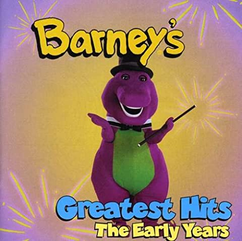 Barney's Greatest Hits: The Early Years (Barney Sing A Long Songs Cd)