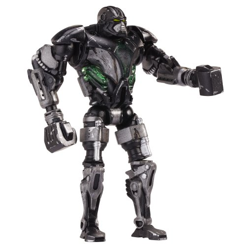 Real Steel Figure Wave 2 Zeus (Battle Damaged -