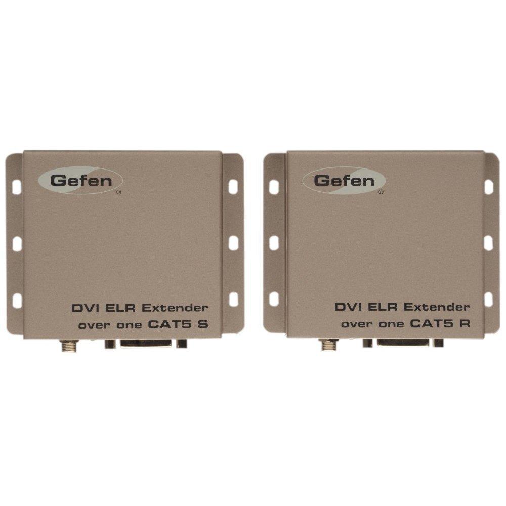 Gefen EXT-DVI-1CAT5-ELR | DVI ELR CAT5e Cable Extender