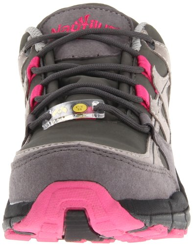 Esd Shoe Nautilus Eh Women's Safety Athletic iris 1771 Exposed Metal Toe Grey No vxfEF