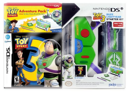 Toy Story 3: Buzz Lightyear Starter Kit(Only for nintendo Dsi)