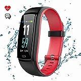 Qiufeng Fitness Tracker Smart Watch Activity Tracker Sports Band Bracelet Waterproof Bluetooth Wristb