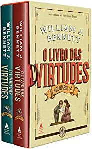 Boxe O livro das virtudes