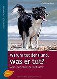 Warum tut der Hund, was er tut?: Anamnese-Leitfaden für Hundetrainer