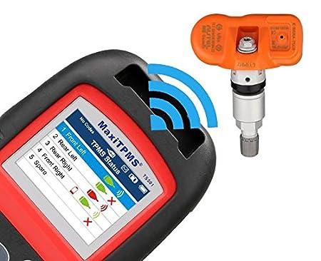 Autel TPMS//RDKS Reifendrucksensor Reifendruck-Kontrollsysteme Ersatzsensoren Universal MX Sensor 433MHz