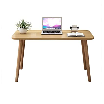 the latest 20a97 2bc8f Amazon.com: CJC Furniture Wood Computer Desk Table Solid ...