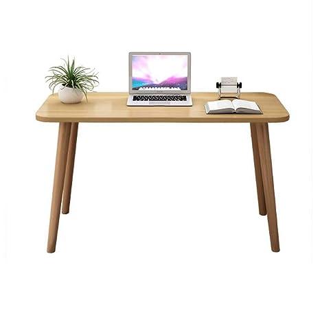 Amazon.com: CJC Muebles de madera para ordenador, mesa de ...