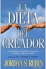 La Dieta Del Creador (The Maker's Diet Spanish version) (Spanish Edition) Paperback