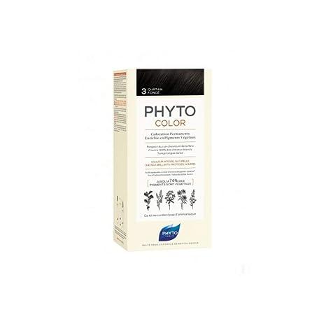 Phyto Phyto Color 3 CastañO Oscuro - 1 unidad