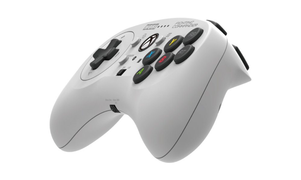HORI Fighting Commander for Xbox One Officially Licensed by Microsoft by Hori (Image #1)