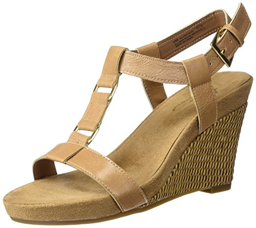 Nite Aerosoles Plush Wedge A2 Nude by Women Sandal w5qvvI