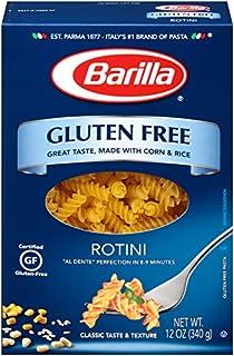 Barilla Gluten Free Pasta, Rotini, 12 oz
