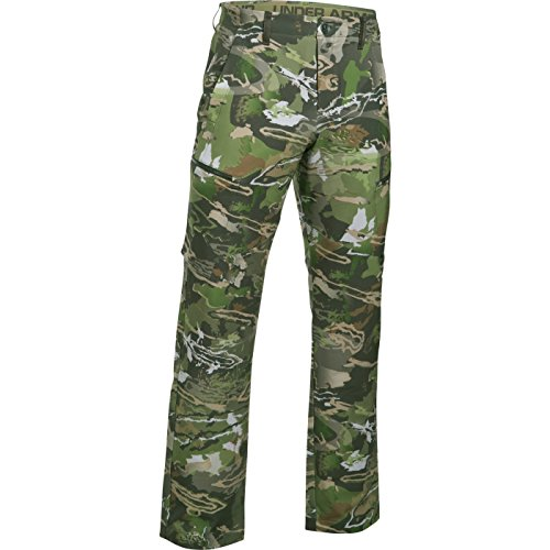 Under Armour Early Season Field Pant 30W x 36L Ridge Reaper Camo Fo by Under Armour