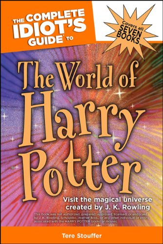 the-complete-idiots-guide-to-the-world-of-harry-potter