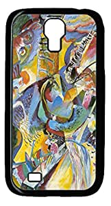 Samsung Galaxy S4 I9500 Case and Cover -Abstract 04 PC case Cover for Samsung Galaxy S4 I9500-Black