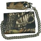 "Hot Leathers (WLC3003 MULTI, 4"") Multicolor Tri-Fold Wallet"