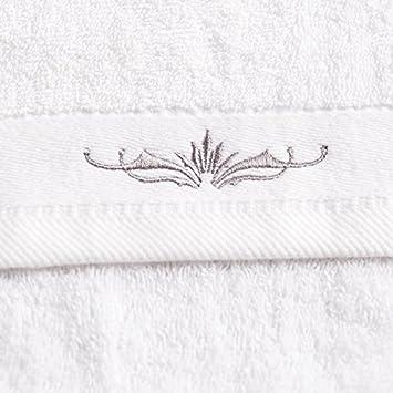 Mangeoo Hotel toalla pequeña toalla toalla algodón Toalla de mano ...