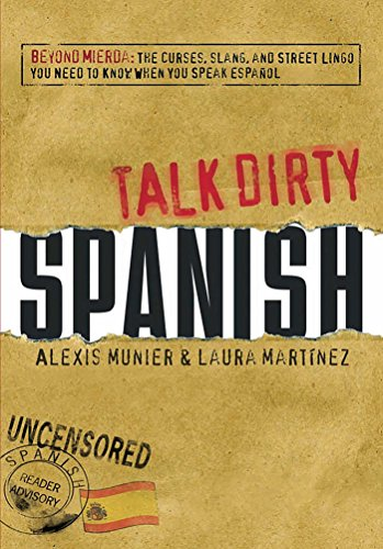 Talk Dirty Spanish Beyond espanol ebook product image
