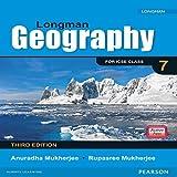 Longman Geography Coursebook (3E) for ICSE Class 7