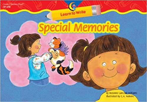 Book Special Memories Learn to Write Reader (Learn to Write Readers)