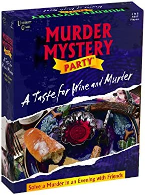 games adults for mystery Murder