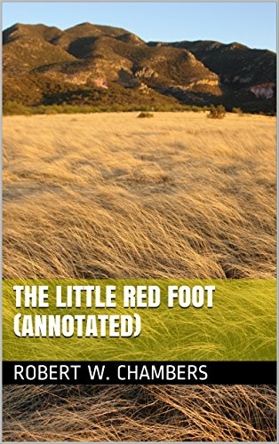 book cover of The Little Red Foot