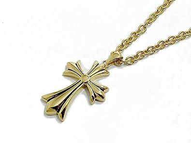 7d65844e5bd053 ポリス POLICE ネックレス メンズ ペンダント グレース GRACE クロス 十字架 ゴールド 25154PSG02 GOLG