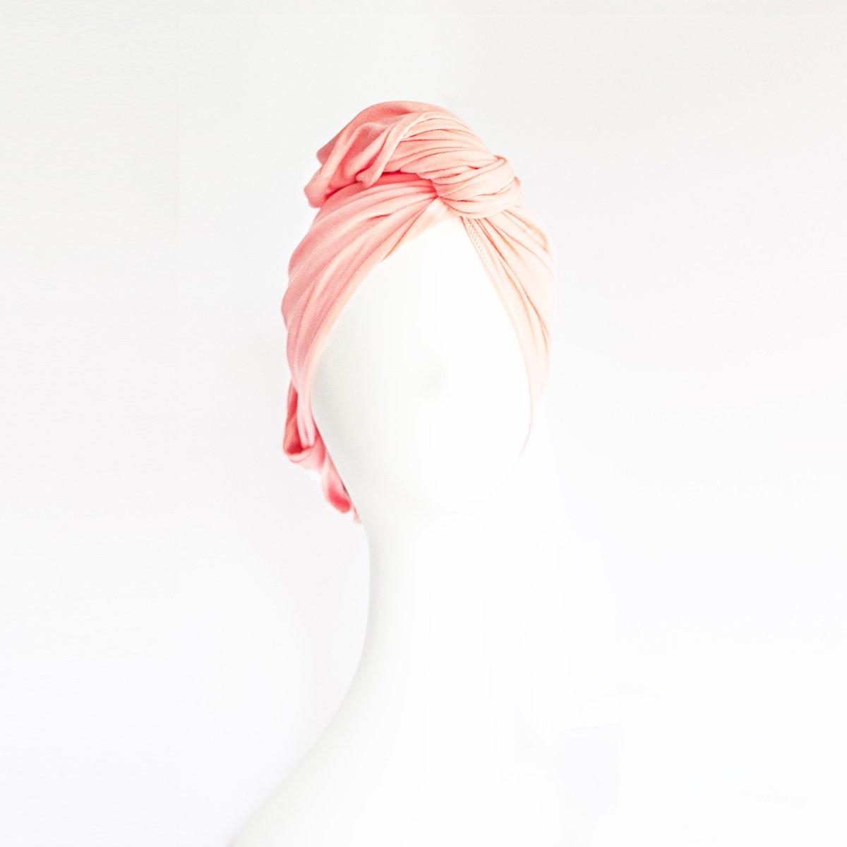 Hubalou Wrap Hair Towel (Petal) by Hubalou